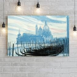 """Венецианский пейзаж"" Андре Бразилье"