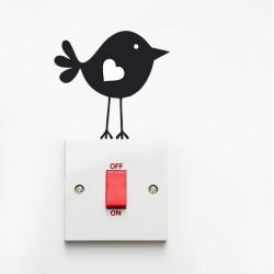 Наклейка на выключатель арт.002