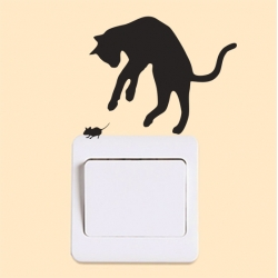 Наклейка на выключатель арт.007