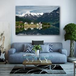 Горы. Норвегия