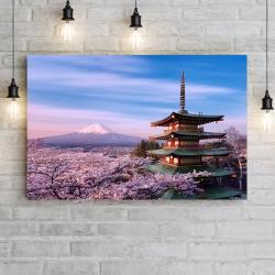 Гора Фудзияма, Киото. Япония
