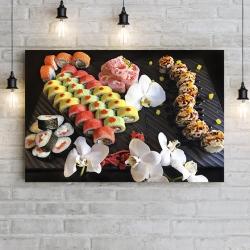Красочность японской кухни