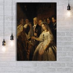 «Неравный брак» Василий Пукирев