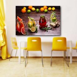 Освежающие лимонады