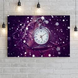 Снежные часы